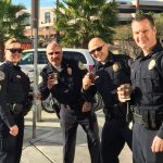 McDonald's Southern Nevada restaurant locations and members of local law enforcement.