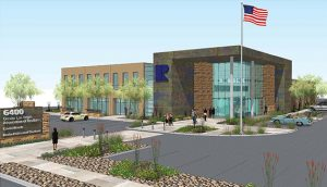 The GLVAR is moving and recently unveiled plans for its new headquarters building near Rainbow Boulevard and the 215 Beltway.