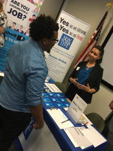 Nearly every local youth aged 16 to 24 who attended Workforce Connections NxGen Youth Paid Internship Fair on were offered internships by local employers.