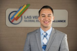 The LVGEA announced that Anthony J. Ruiz has been promoted to the position of senior director of Communications and Public Affairs.