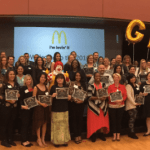 McDonald's Southern Nevada owner operators hosted a recognition ceremony to award more than 110 teachers, grades K-8 with a total of $50,000.