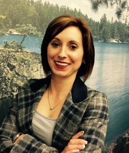 Melissa Caron, president of A.M. Smith Electric, Inc., has been named president of the board of directors for Nevada Builders Alliance.