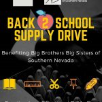 EV&A Architects to Host Back to School Supply Donation Drive for Big Brother Big Sisters of Southern Nevada