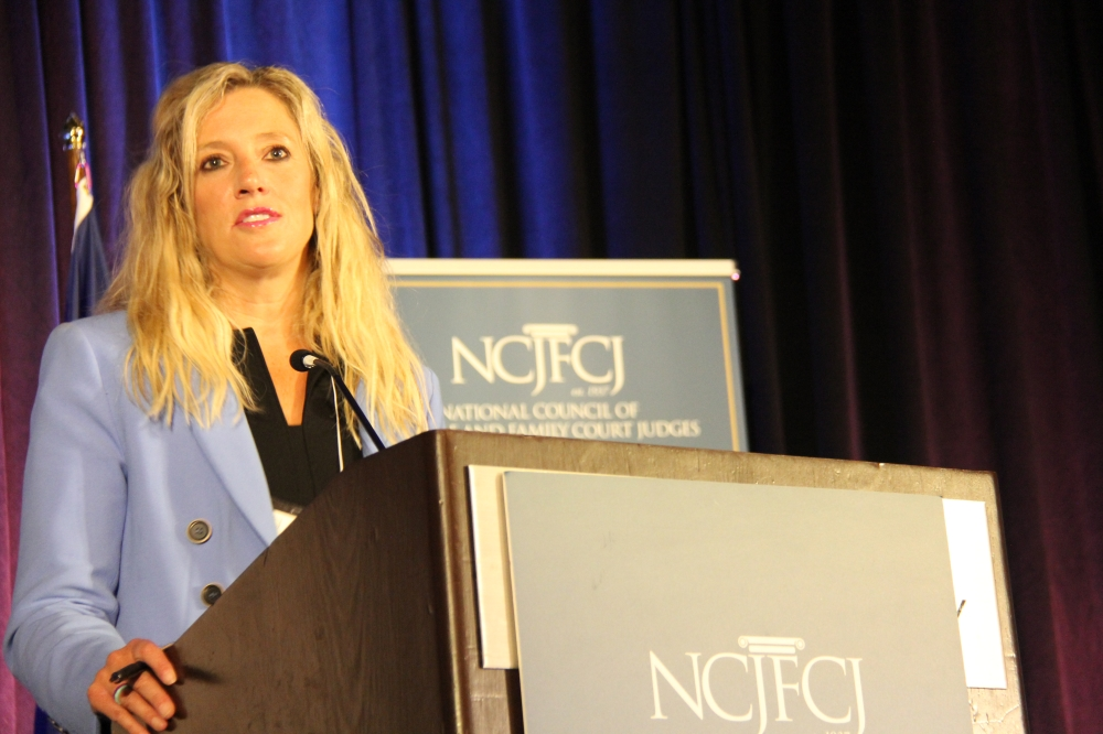 National Council of Juvenile and Family Court Judges Holds Annual Conference