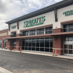 Hirschi Masonry is proud to announce the completion of work at the new Sprouts Farmers Market located at Silverado Ranch Boulevard and Maryland Parkway.