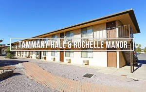 Northcap Multifamily, are pleased to announce the recent sale of Tammany Hall and Rochelle Manor Apartments for $7,475,000 ($50,168/unit).