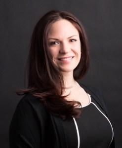 Jennifer Ott, 2017 CALV president, smaller