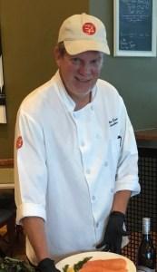 Chef Wes Kendrick
