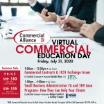 CALV is hosting a July 31 Commercial Education Day