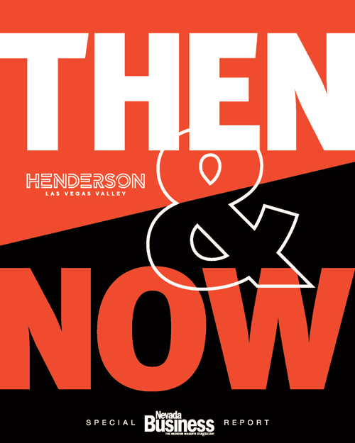 Then Now Nevada Business Magazine