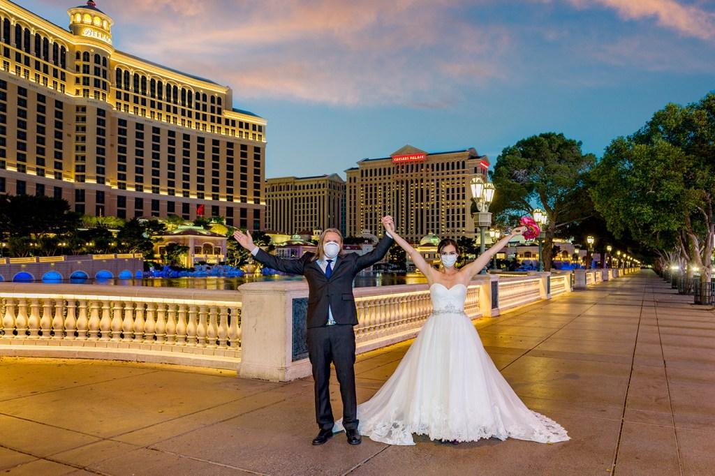 """Photo from """"Las Vegas Shutdown 2020"""" taken by John Mastrogiacomo"""