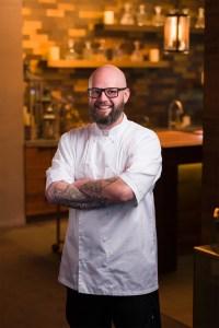 Chef JR Morgan