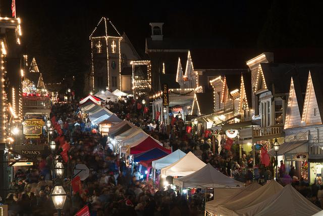 Victorian Christmas In Historic Nevada City Nevada City
