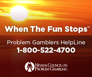 When The Fun Stops Nevada Council On Problem Gambling