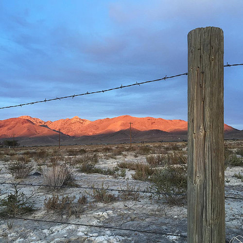 Non-Wedding Day in Nevada