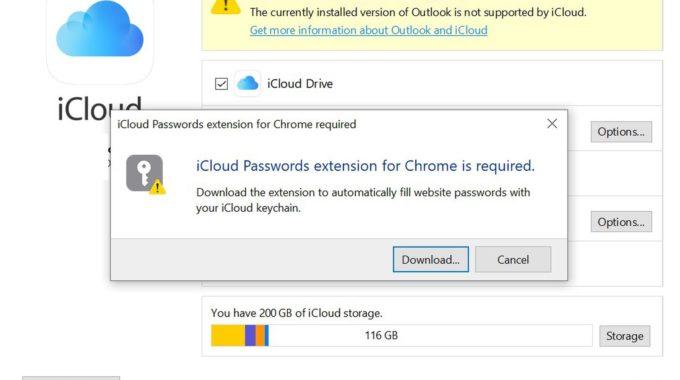 Apple lanza la extensión de Chrome para contraseñas de iCloud