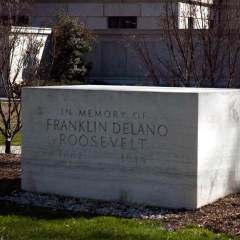 Modest Memorial for FDR // Washington DC