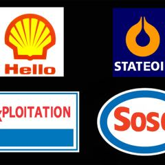 State Logos Logo's // Digital Media // Necessitated Dimensions //2008