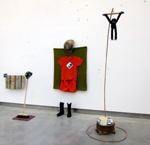 Painters Paltry Pantry // Mied Media // Hobbled Dimensions // 2016