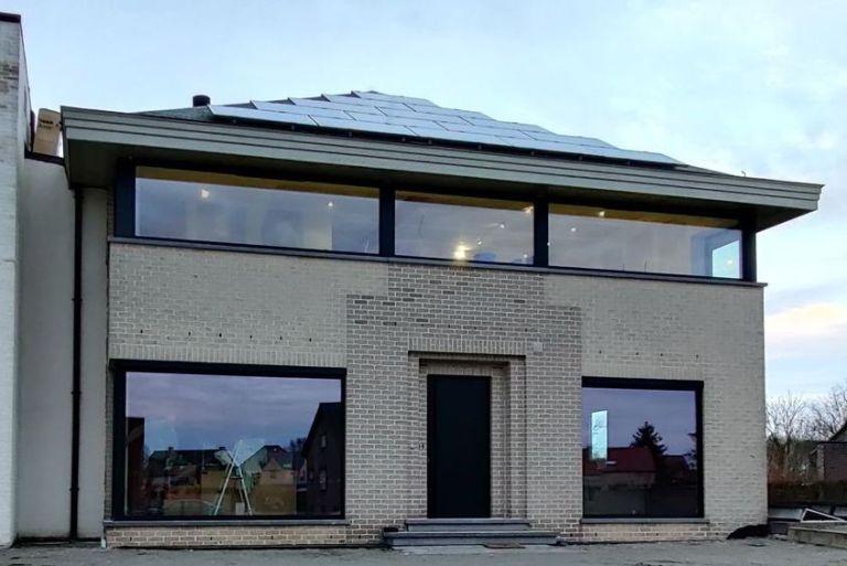 Ramen en deuren renovatie in Herk-de-stad