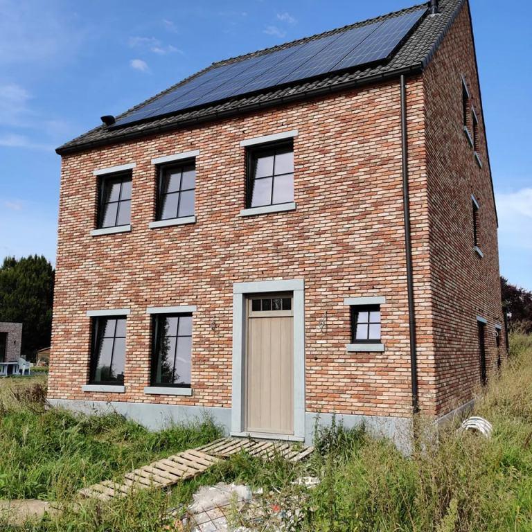 Ramen en deuren Limburg Kortessem nieuwbouw
