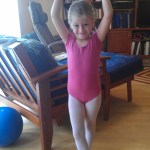 Ballet for posture and coordination