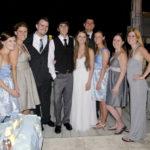 My siblings and I at my sister Diana's wedding.