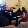 The classic piano recital
