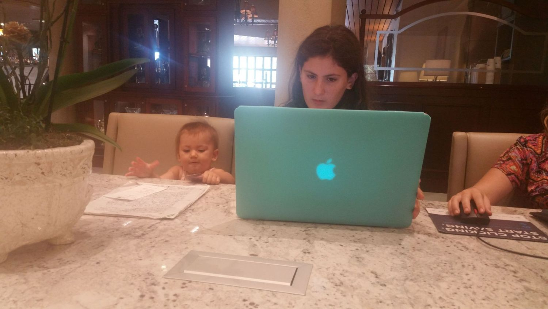 Developing Baby Brain