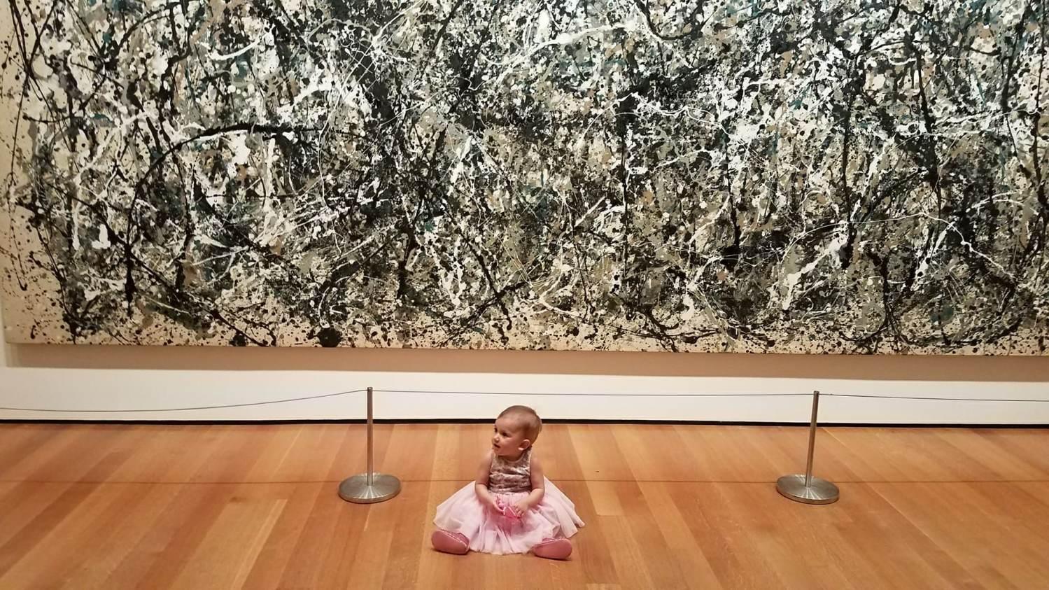 Babies Love Art