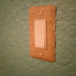 Finished switchplate