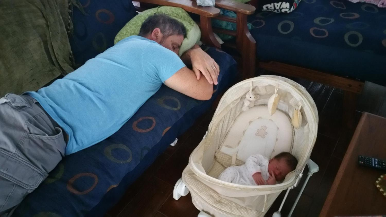 My Co-Sleeping Journey