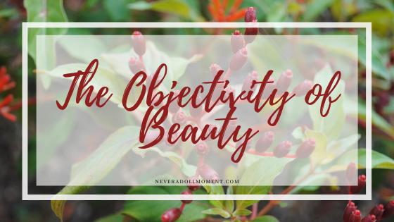 The Objectivity of Beauty