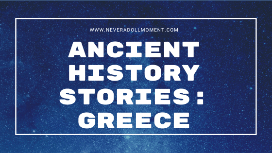 Ancient History Stories: Greece