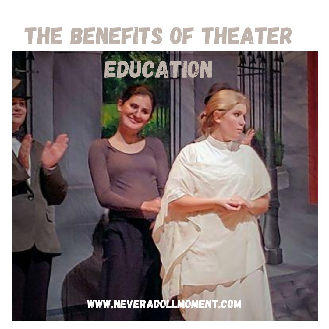 Acting Up: Benefits of Theater Education