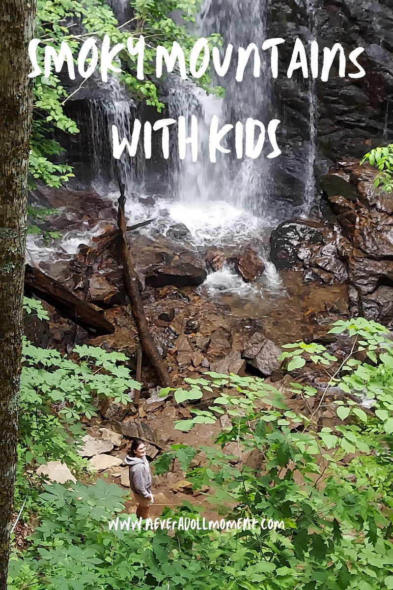 Visiting The Smoky Mountains with Kids