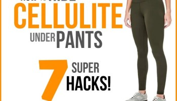 How to Hide Cellulite in a Bathing Suit (10 Simple Hacks)