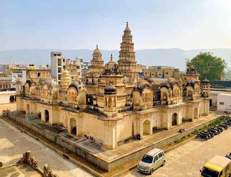 Sri Raghunatha Swamy Temple Pushkar
