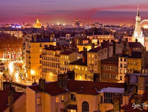 Never Ending Honeymoon | Festival of Lights, Lyon, France