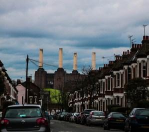 Never Ending Honeymoon   Battersea Power Station, UK
