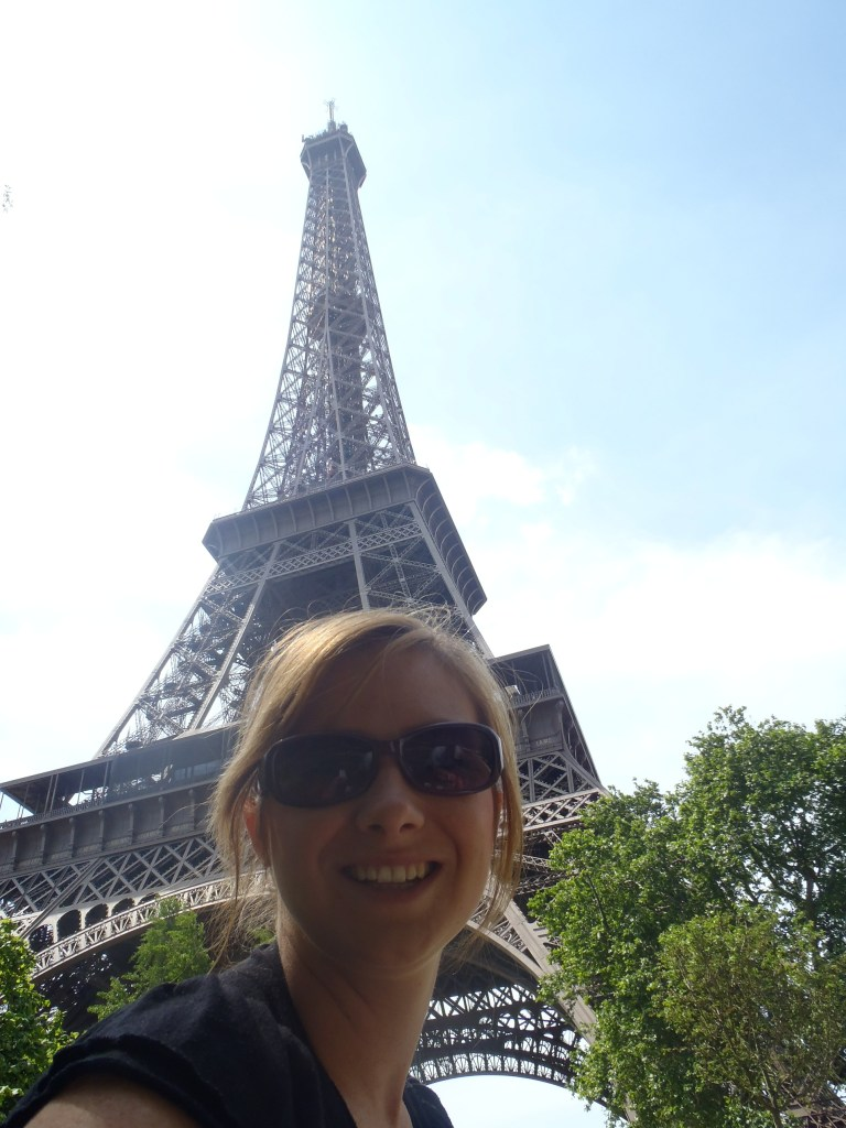 Never Ending Honeymoon | Jacqui and the Eiffel Tower