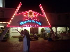 Never Ending Honeymoon | Getting Married... again... in Vegas!