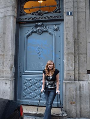 15 Lyon Jacqui Door