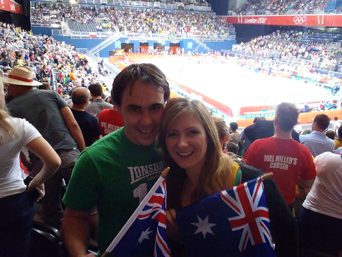 Never Ending Honeymoon | Men's Volleyball at the London 2012 Olympics