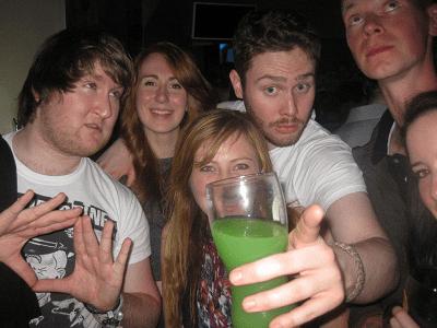 Never Ending Honeymoon | Drinking in Matlock, UK