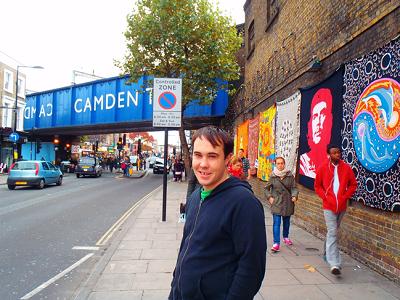 Never Ending Honeymoon | Camden Markets, London, UK