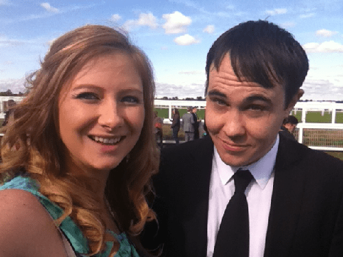 Never Ending Honeymoon | Jacqui and Dan at Ascot Racecourse 2012