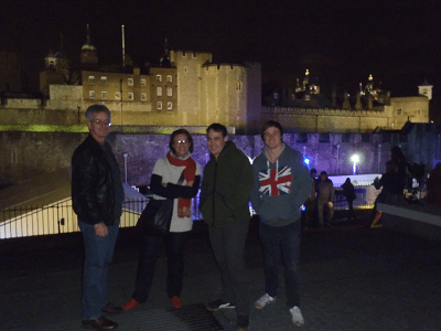 Never Ending Honeymoon | Tower of London with the family