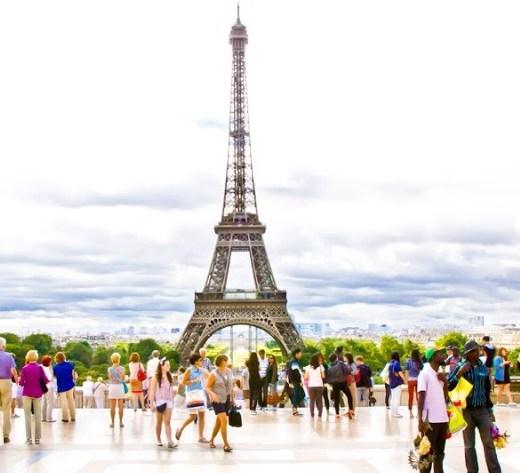 Never Ending Honeymoon | Paris, France by Richard Moore