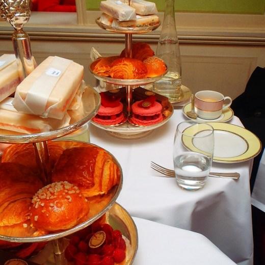 Never Ending Honeymoon | Afternoon Tea at Laudree, London